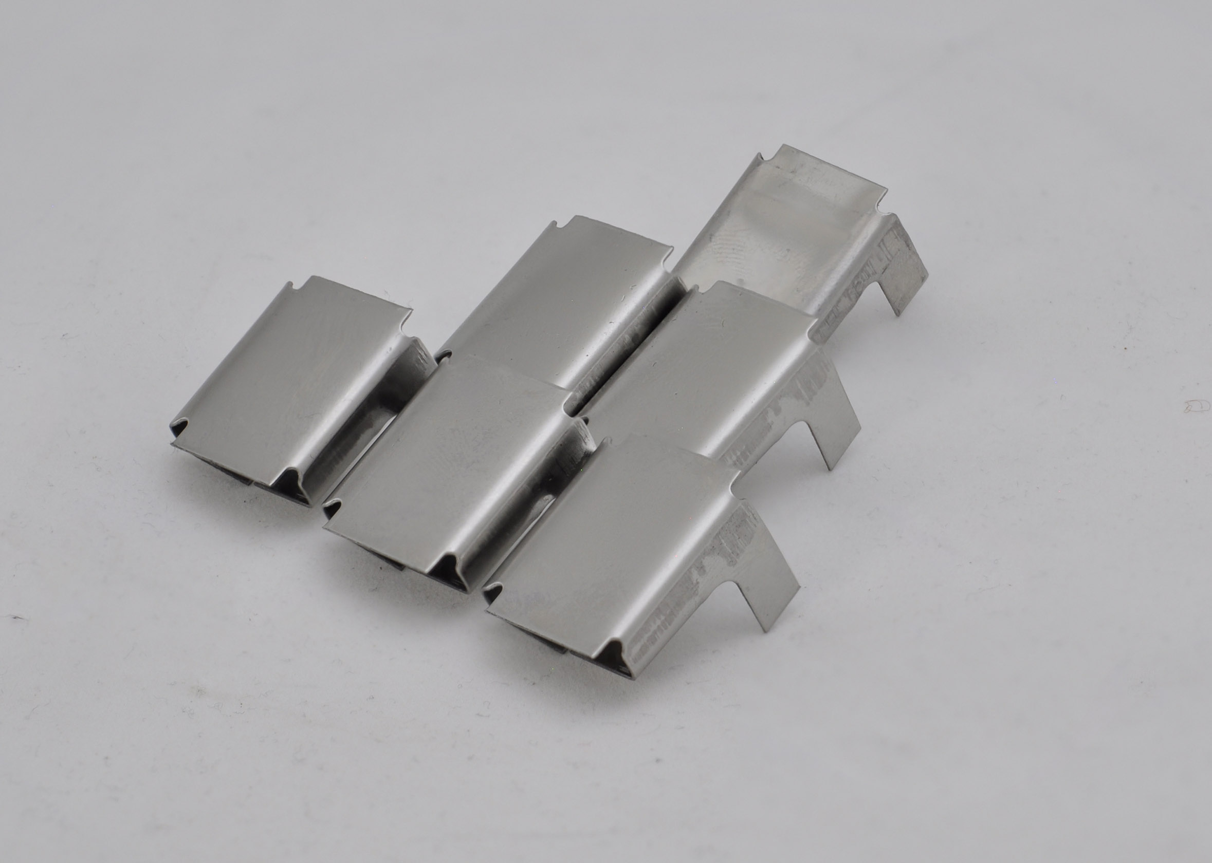 201 304 316 Stainless Steel Strapping Buckle/Wing Seal